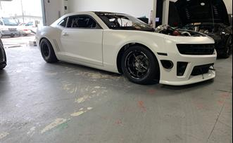 Wicked Chassis Works Procharged 427 LSX Camaro