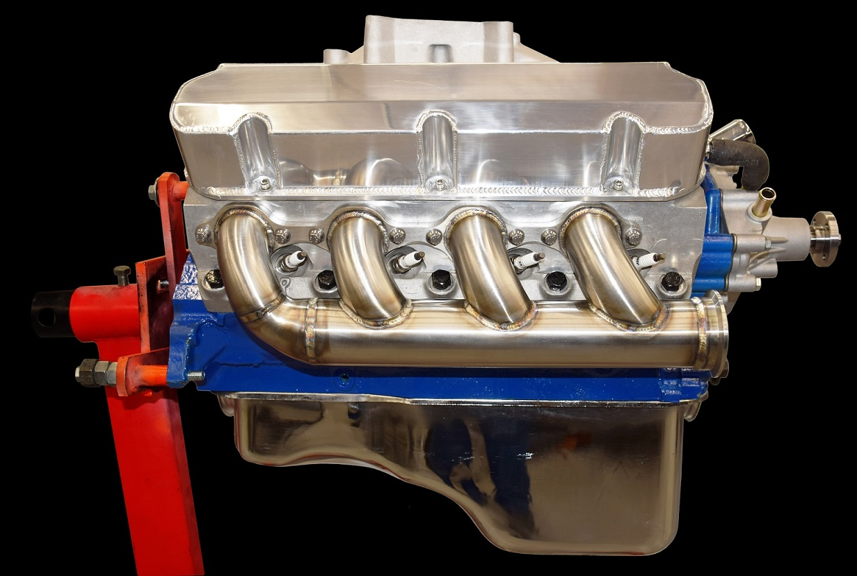 Ford 302 Engine Heads