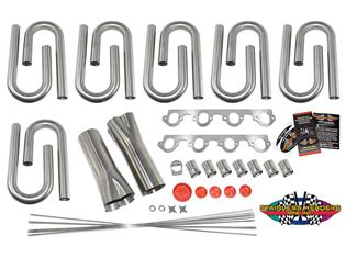 "Big Block Ford 429-460 ""485 Series"" Custom Header Build Kit"
